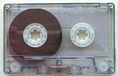 te he grabado una cinta